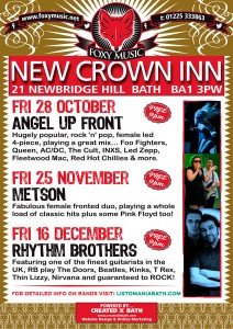 What's On – The New Crown Inn