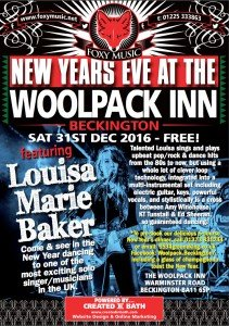 What's On – Woolpack Inn